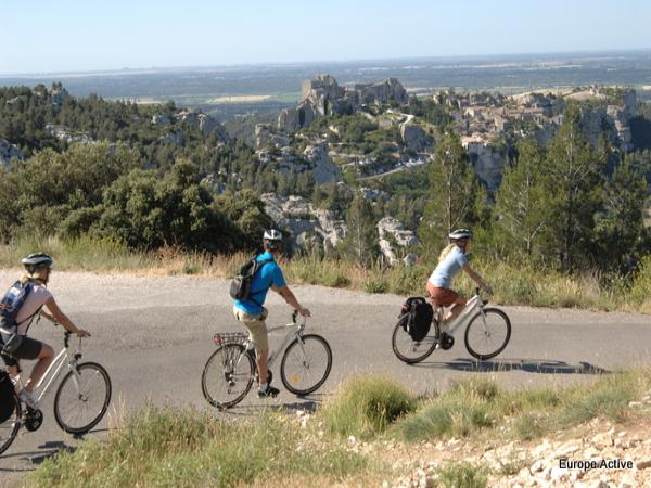Cycling Lubéron & Alpilles