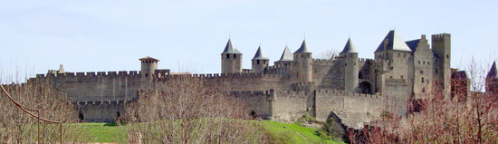 Cycling Cite de Carcassonne