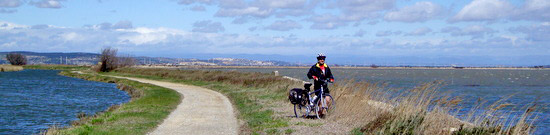 Cycling France coast to coast