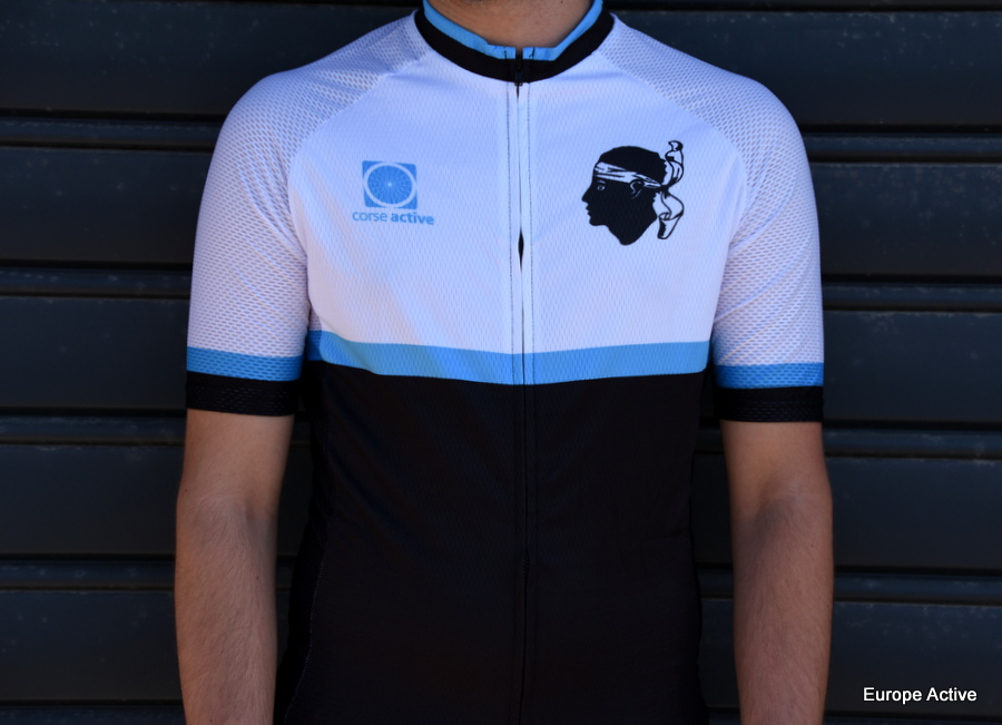 Bicycle Jersey Corse